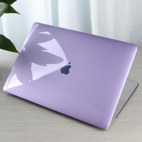 "Чехол накладка HardShell Case for MacBook Pro 13"" (2016-2020) Crystal Violet"