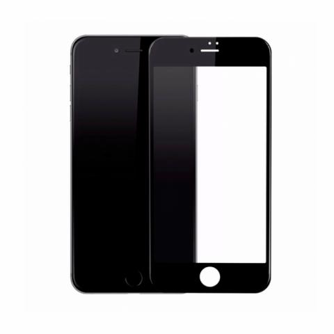 Защитное стекло Baseus PET Soft 3D Tempered Glass 0.23mm Black для iPhone 7
