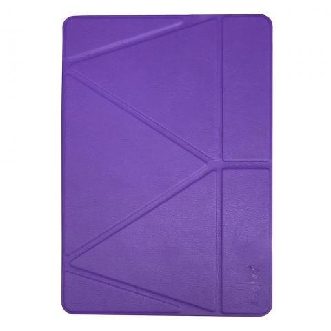 """Чехол Logfer с держателем для стилуса для iPad Pro 12.9"""" M1 (2021) - фиолетовый"""