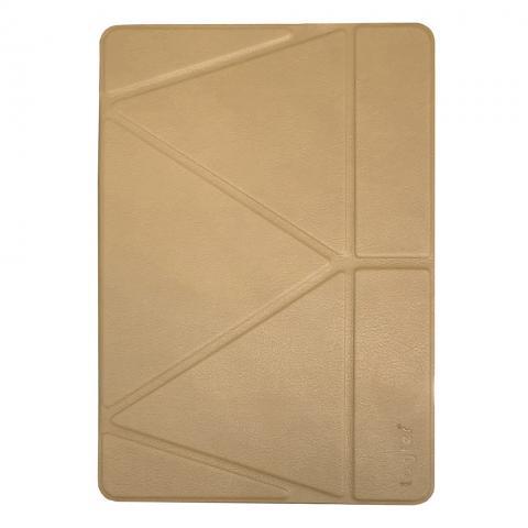 """Чехол Logfer с держателем для стилуса для iPad Pro 11"""" M1 (2021) - золотой перламутр"""