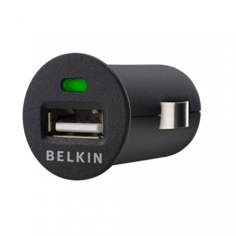 АЗС Belkin Micro Auto Charger USB для Apple