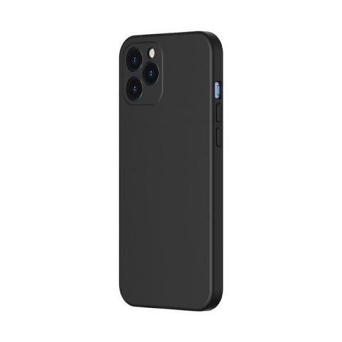 Чехол Baseus Liquid Silica Gel iPhone 13 Pro - Black