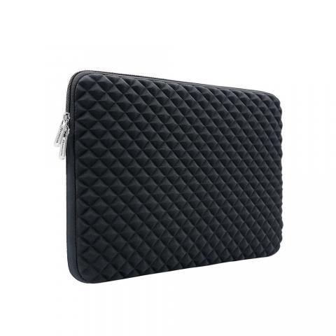 """Неопреновый чехол 3D ROMB для MacBook 15"""" Black"""