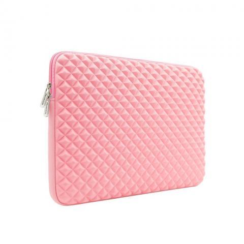 """Неопреновый чехол 3D ROMB для MacBook 15"""" Pink"""