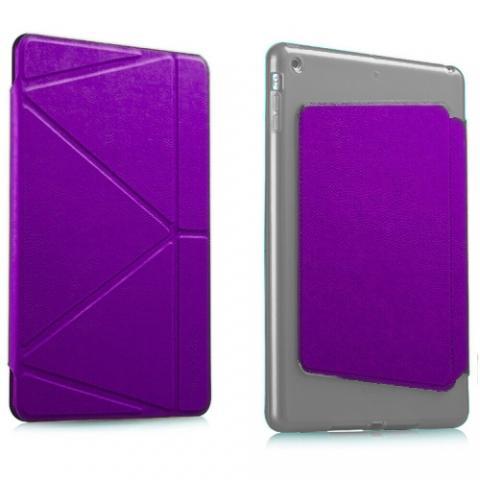 Чехол Logfer Origami для iPad Air 4 10,9 (2020) - Violet