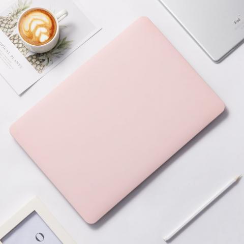 "Чехол-накладка для Macbook Pro 13"" (2016-2020) Pink"