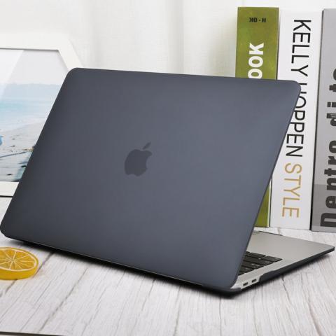 """Чехол-накладка для Macbook Pro 13"""" (2016-2020) Grey"""