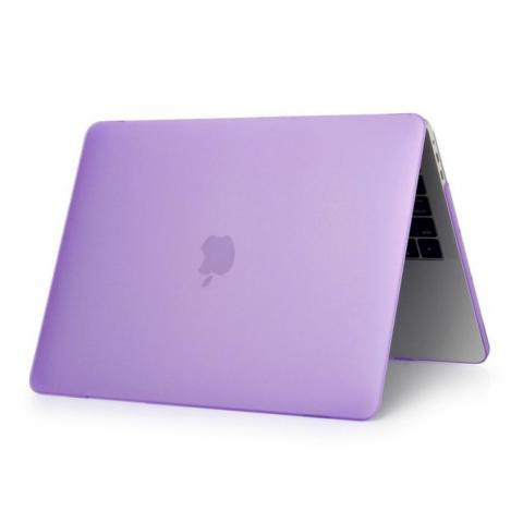 """Матовый чехол на MacBook Air 13"""" (2018-2020) Lavander"""