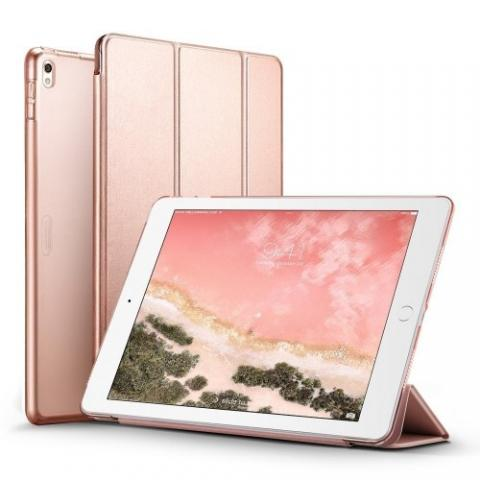 Apple Smart Case Polyurethane для iPad Air 2 - Rose Gold