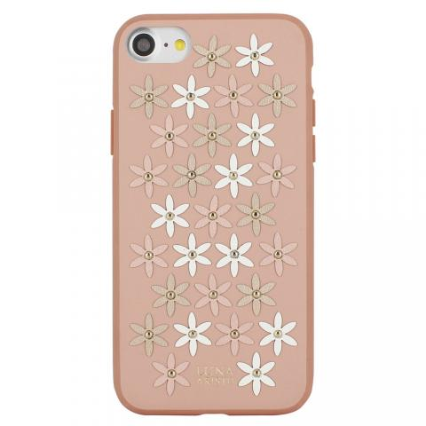 Чехол Luna Aristo Daisies Case Pink For iPhone 7/8 Plus (LA-IP8DAS-PNK-1)