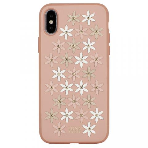 Чехол Luna Aristo Daisies Case Pink For iPhone X (LA-IPXDAS-PNK)