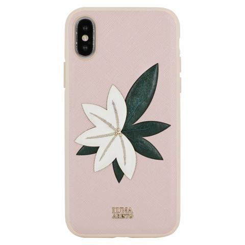 Чехол Luna Aristo Phyllis Case Pink For iPhone X (LA-IPXSPPHY-PNK)