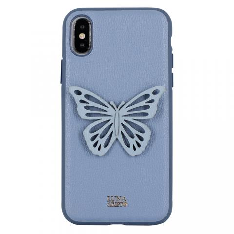 Чехол Luna Aristo Sophie Case Blue For iPhone X (LA-IPXSOP-BLU)