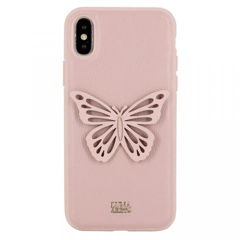 Чехол Luna Aristo Sophie Case Pink For iPhone X (LA-IPXSOP-PNK)