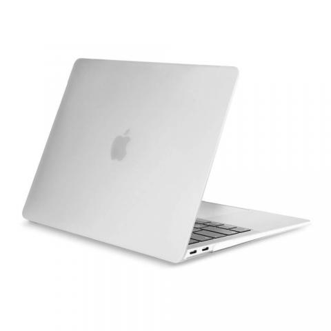 "Чехол накладка Matte Hard Shell Case for MacBook Air 13"" Matte Clear"