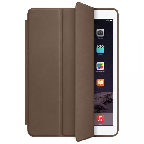 "Apple Smart Case для iPad Air 10.5"" (2019) - Dark Brown"