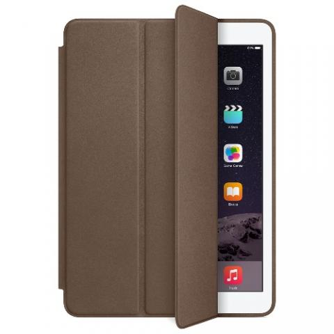 Apple Smart Case для iPad 2/3/4 Dark Brown (Hi-copy)