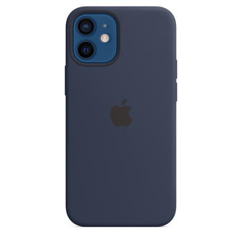 Silicone Case для iPhone 12/12 Pro - Deep Navy