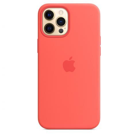 Silicone Case для iPhone 12 Pro Max - Pink Citrus