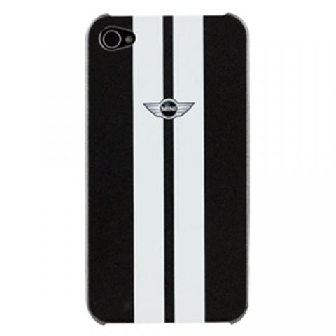 Чехол Mini Cooper для iPhone 4/4s - черный
