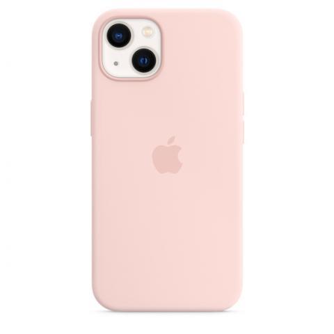 Силиконовый чехол для iPnone 13 Mini - Pink Sand