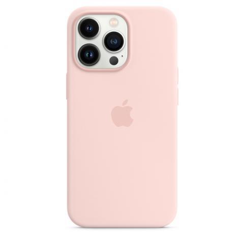 Силиконовый чехол для iPnone 13 Pro Max - Pink Sand