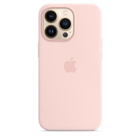 Силиконовый чехол для iPnone 13 Pro - Pink Sand