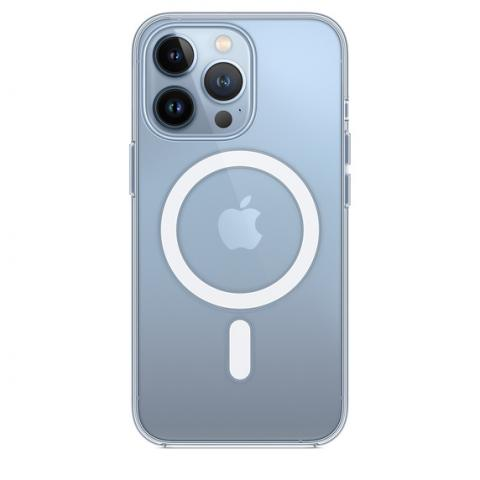 ехол Clear Case with MagSafe для iPhone 13 Pro Max