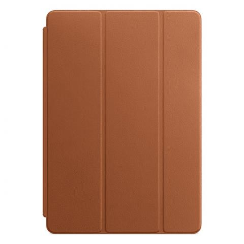 "Чехол TOTU Leather Case + charge the pencil для iPad Pro 12"" (2018) Brown"