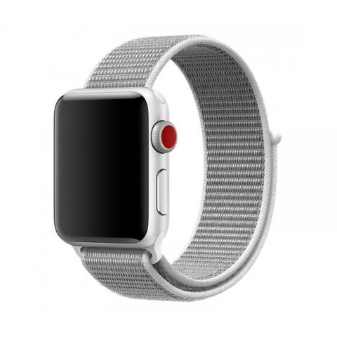 Ремешок Sport Loop Band for Apple Watch 38/40 mm White Категория: Ремешки для Apple Watch