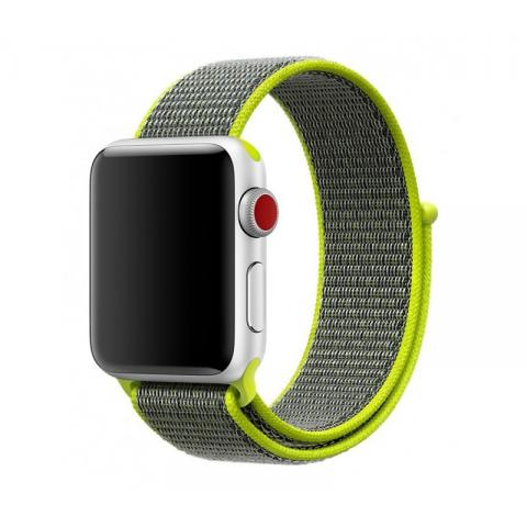Ремешок Sport Loop Band for Apple Watch 38/40 mm Flash