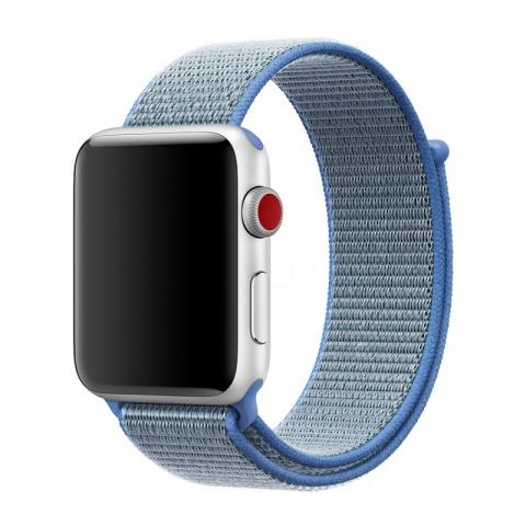 Ремешок Sport Loop Band for Apple Watch 38/42 mm Tahoe Blue