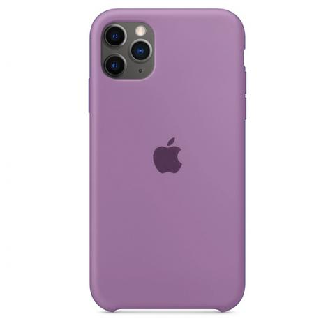 Silicone Case для iPhone 11 Pro Max - Blueberry