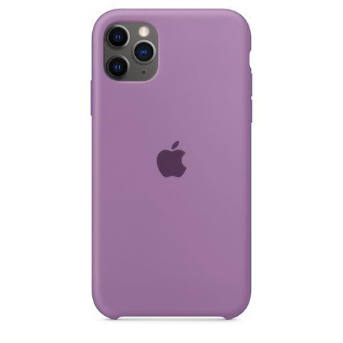 Silicone Case для iPhone 11 Pro - Blueberry
