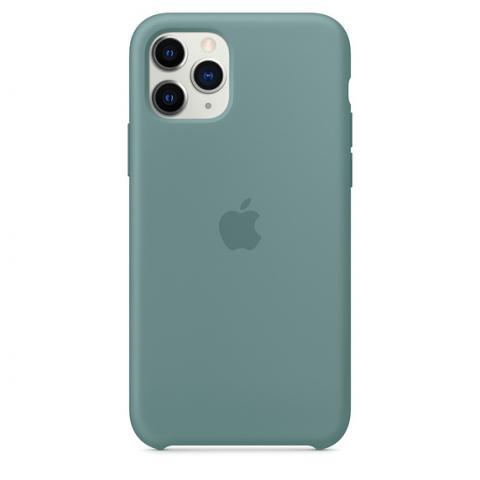 Silicone Case для iPhone 11 Pro - Cactus