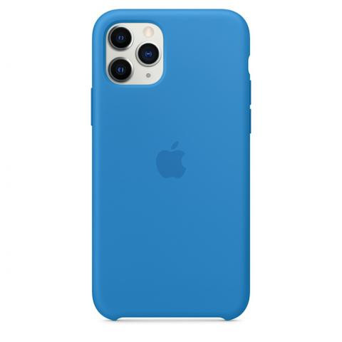 Silicone Case для iPhone 11 Pro Max - Surf Blue