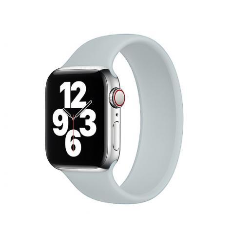 Силиконовый ремешок SOLO LOOP для Apple Watch 38/40 mm - Stone