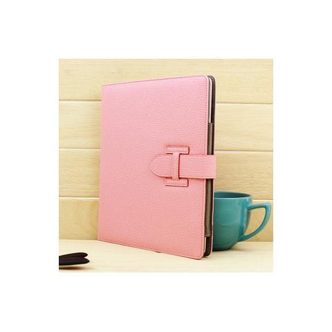 Чехол - книжка Hermes для iPad 4/ iPad 3/ iPad 2 - Pink