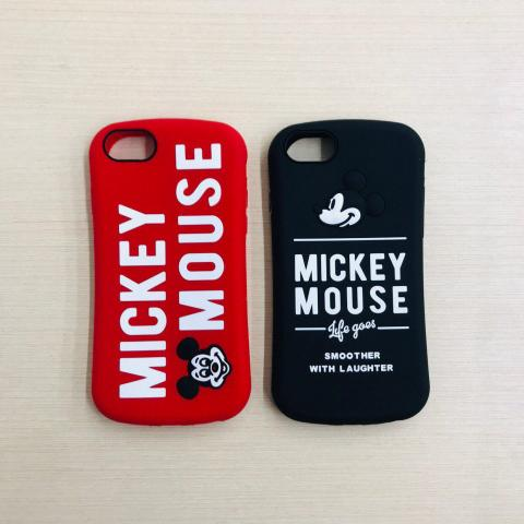 Чехол Disney Mickey Mouse для iPhone 7/8 Black