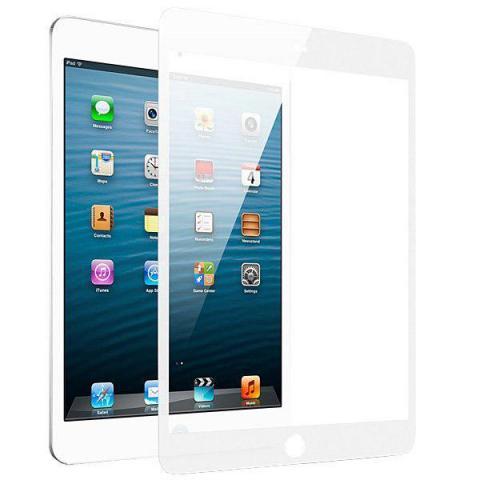 Защитное стекло 10D для iPad 2/3/4 White
