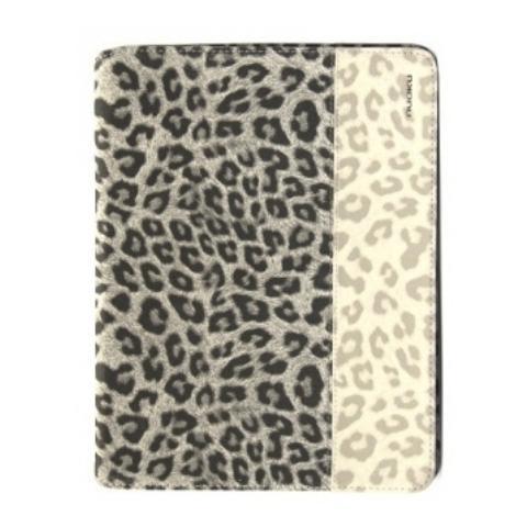 Чехол Nuoku Stylish для iPad 4/ iPad 3/ iPad 2 - серый
