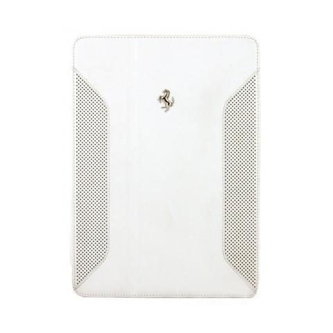 Чехол Ferrari F12 Collection Leather Folio Case for iPad Mini/ Mini 2/ Mini 3 - white