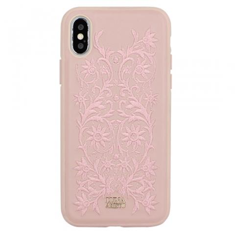 Чехол Luna Aristo Bess Case Pink For iPhone X (LA-IPXBES-PNK)
