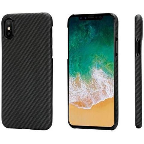 Чехол Pitaka Aramid Case Black/Grey for iPhone XS Max (KI9001XM)