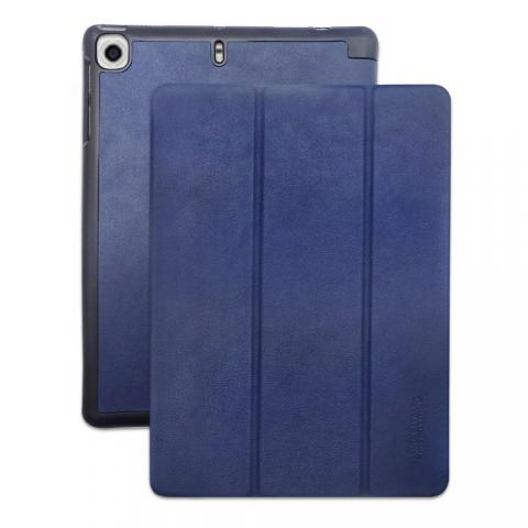 Чехол (книжка) Polo Cross Leather Slater синий для iPad Pro 10.5""