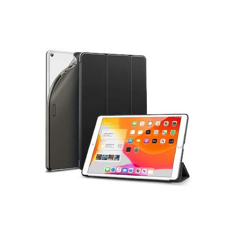 Силиконовый чехол Smart Case для iPad Air - Черный
