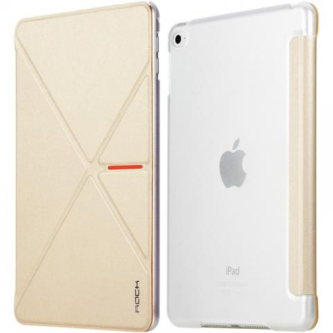 Чехол Rock Devita Series для Apple iPad mini 4 (gold)