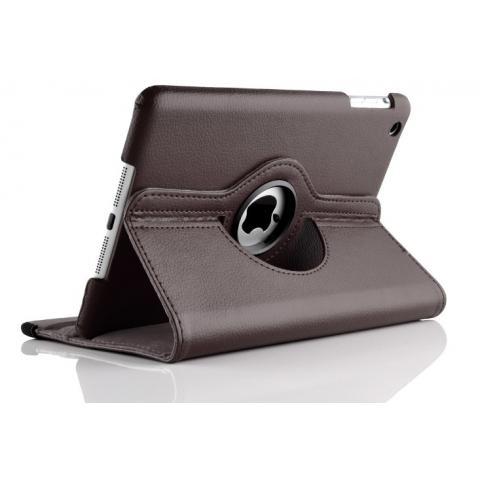 Чехол 360° Rotating Stand/Case для iPad 4/ iPad 3/ iPad 2 - коричневый