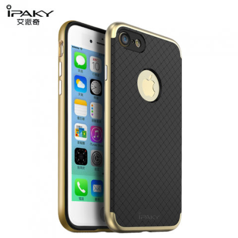 Чехол iPaky New Hornet Series for iPhone 7 - Gold