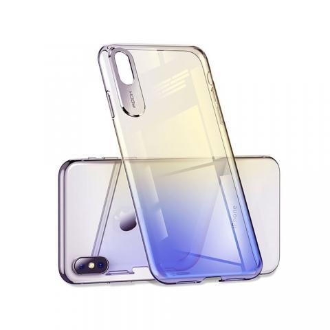 Защитный чехол ROCK Classy Protection Blue для iPhone XS Max